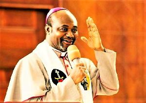 Right Reverend Christopher Nyarko Andam