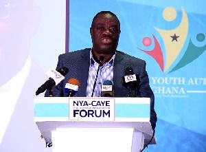 Ibrahim Awal Mohammed is Business Development  Minister