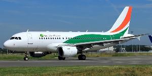 Air Cote DIvoire Plane1