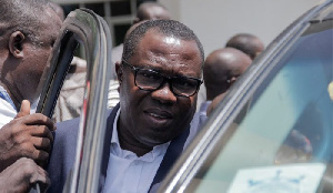 National Chairman of the NDC,  Samuel Ofosu-Ampofo