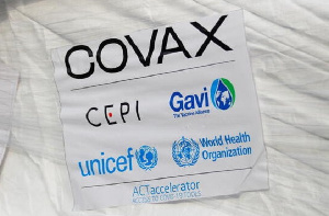 COVAX is a WHO-backed equitable vaccine distribution network