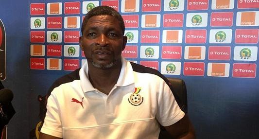 Deputy Black Stars coach Maxwell Konadu