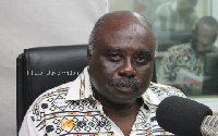 Dr Charles Wereko-Brobby, Former CEO of the Volta River Authority