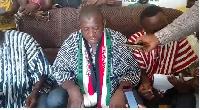 Upper West Regional Communications Director of the NDC, Issah Kantagyeri