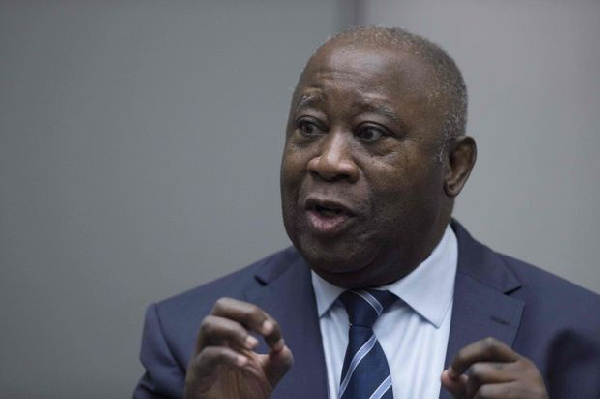 Laurent Gbagbo was arrested in April 2011