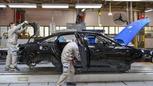 Car sales in China fell 92% in the first half of February as the coronavirus shutdown took its toll