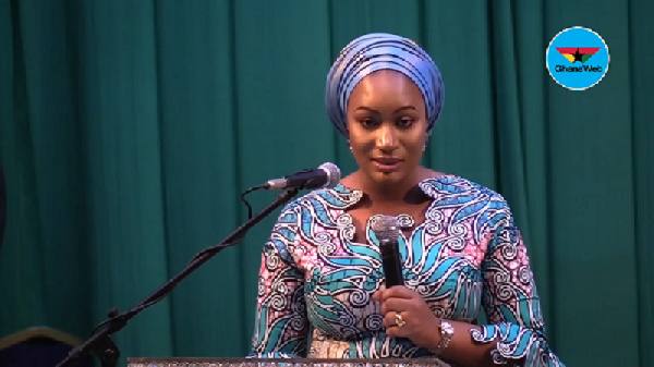Let\'s vote for a government that truly cares - Samira Bawumia