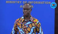Joe Anokye, Director General, NCA