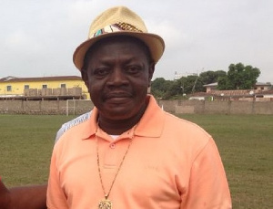 Bechem United President, Kingsley Owusu Achau