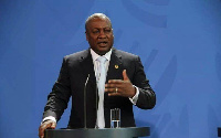 President Mahama will serve one term as President after his failure to seek re-election