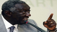 Former President J.A Kufuor