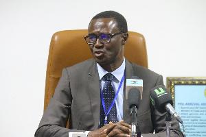 Ammishaddai Owusu-Amoah, Acting Commissioner-General