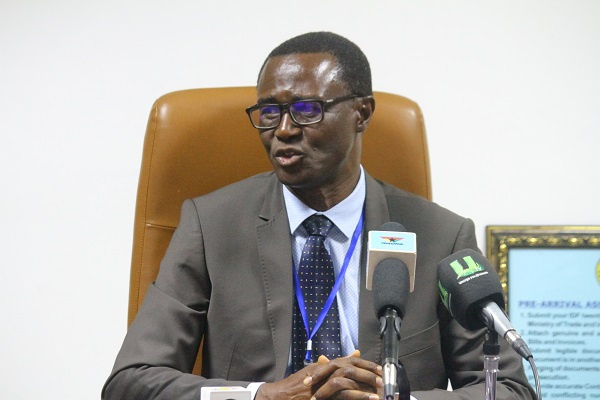GRA to deploy improved technology to fill revenue gap – Commissioner General