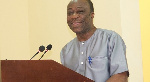 Member of Parliament for Tafo Constituency, Dr. Anthony Osei Akoto