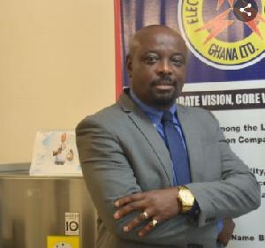 Kwame Agyeman-Budu, Managing Director, ECG
