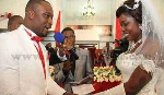 Samuel Opoku and Rachel Appoh's union in 2016