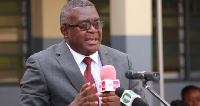Charles Aheto-Tsegah is a former Director-General of the Ghana Education Service