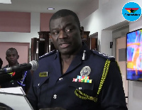 Inspector General of Police , David Asante Apeatu