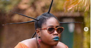 Lydia Forson, Ghanaian actress