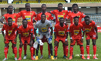 Kotoko have received a big boost ahead of their clash with Al Hilal
