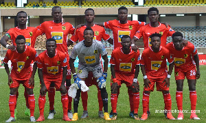 Kotoko will be making two trips to Zambia during the group stage