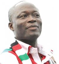 MP for Odododiodio Constituency, Nii Lante Vanderpuye