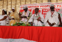 Executives of the CPP