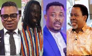 TB Joshua was one of Nigeria and Africa's most popular televangelists