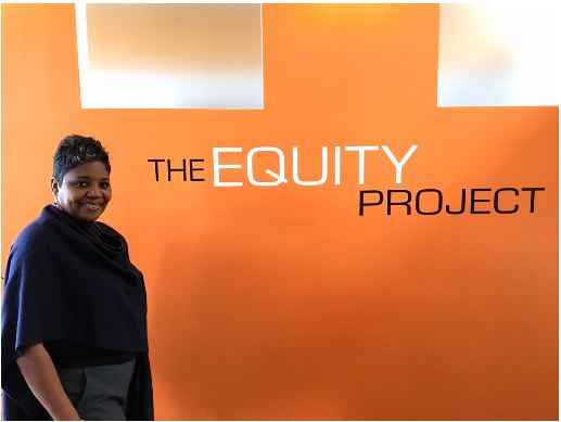 Dr. Mosby Tyler is the founder of 'The Equity Project'