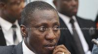 Member of Parliament for Efutu, Alexander Afenyo Markin