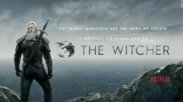 The Witcher flyer