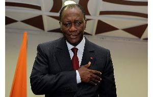 S.E.M. Alassane Dramane Ouattara, President of Cote d