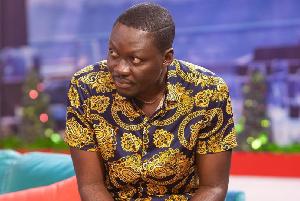 Popular entertainment pundit, Arnold Asamoah Baidoo