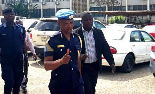 ACP Agordzo's bail application fails