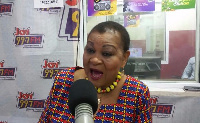 Joyce Aryee, Former Chief Executive Officer of the Ghana Chamber of Mines