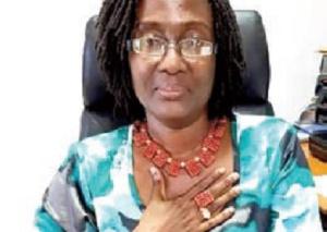 The late Mrs Josephine Tandoh Asante
