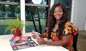 CEO and Senior Consultant, Rita Kusi