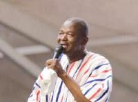Northern Regional Chairman of NPP, Mr. Mohamed Baantimah Adam Samba