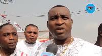 NPP Ashanti Regional Chairman, Bernard Antwi Bosiako aka Chairman Wontumi