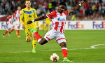 Red Star Belgrade's Richmond Boakye scores first goal of season in Serbia