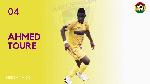 Fit-again Medeama striker Amed Toure available against WAFA