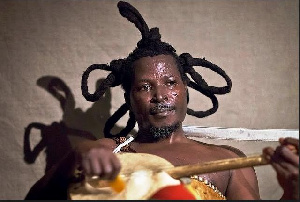 Musician, King Ayisoba