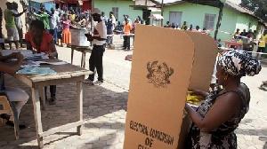 Voting Ec Ghana
