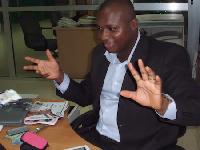 Brogya Gyamfi, Member of the NDC communications team