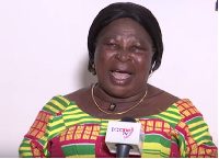 Akua Donkor, leader of Ghana Freedom Party