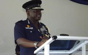 Acting IGP, COP David Asante-Apeatu