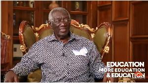 Former President, John Agyekum Kuffour