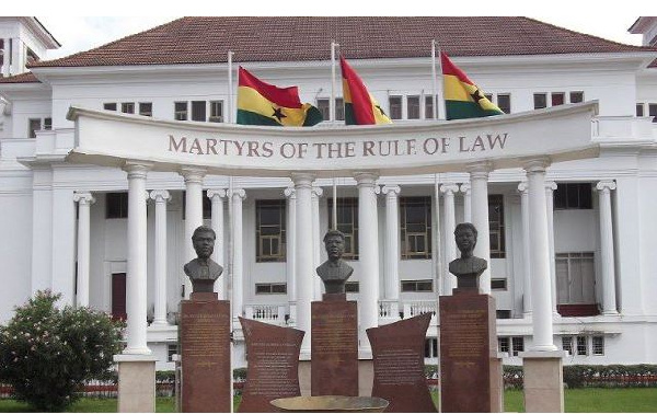 Exton Cubic Case: SC dismisses Ibrahim Mahama's review application