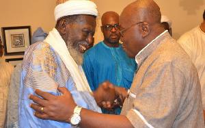 Chief Imam And Nana