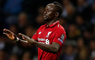 Mane is in self-isolation after his positive test